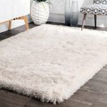 House of Hampton Bathurst Hand-Tufted Ivory Area Rug | Wayfair