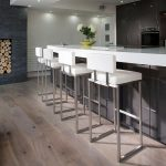 How to Bring Into a Kitchen The Best Design Modern Bar Chairs | Counter and Bar ...