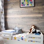 How to Build a Toddler Bed with Bed Rails - At Charlotte's House