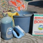 How to Clean Your Outdoor Furniture Cushions - adrienne elizabeth