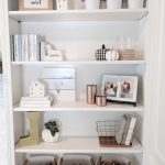 How to Decorate Shelving - arinsolangeathome