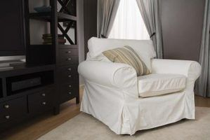 How to Make Cheap Slipcovers for Furniture | Sapling.com
