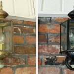 How to Paint Outdoor Light Fixtures | Today's Homeowner