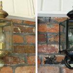 How to Paint Outdoor Light Fixtures | Today's Homeowner