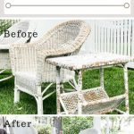 How to Paint Wicker Furniture for a Long Lasting Finish - worldefashion.com/decor