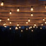 How to Plan and Hang Patio Lights - Christmas Lights, Etc