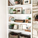 How to Style Open Shelves: 3 Tips for an Uncluttered Look - House by Hoff