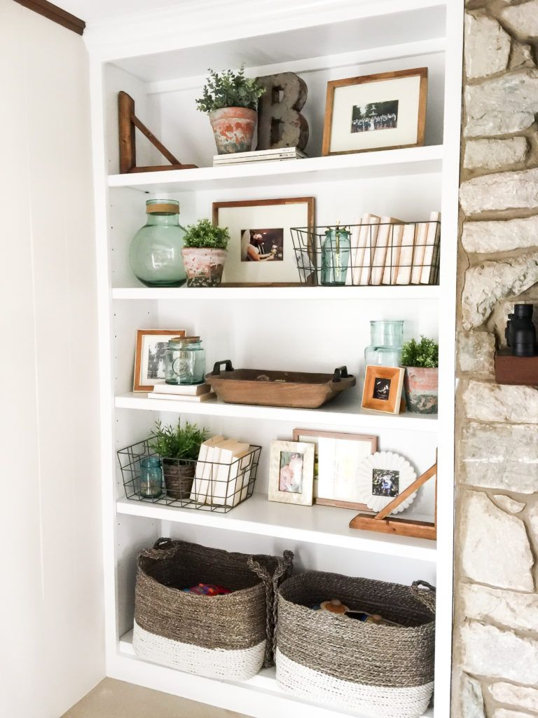 How to Style Open Shelves: 3 Tips for an Uncluttered Look – House by Hoff