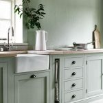 How to decorate with green paint colours - From Britain with Love