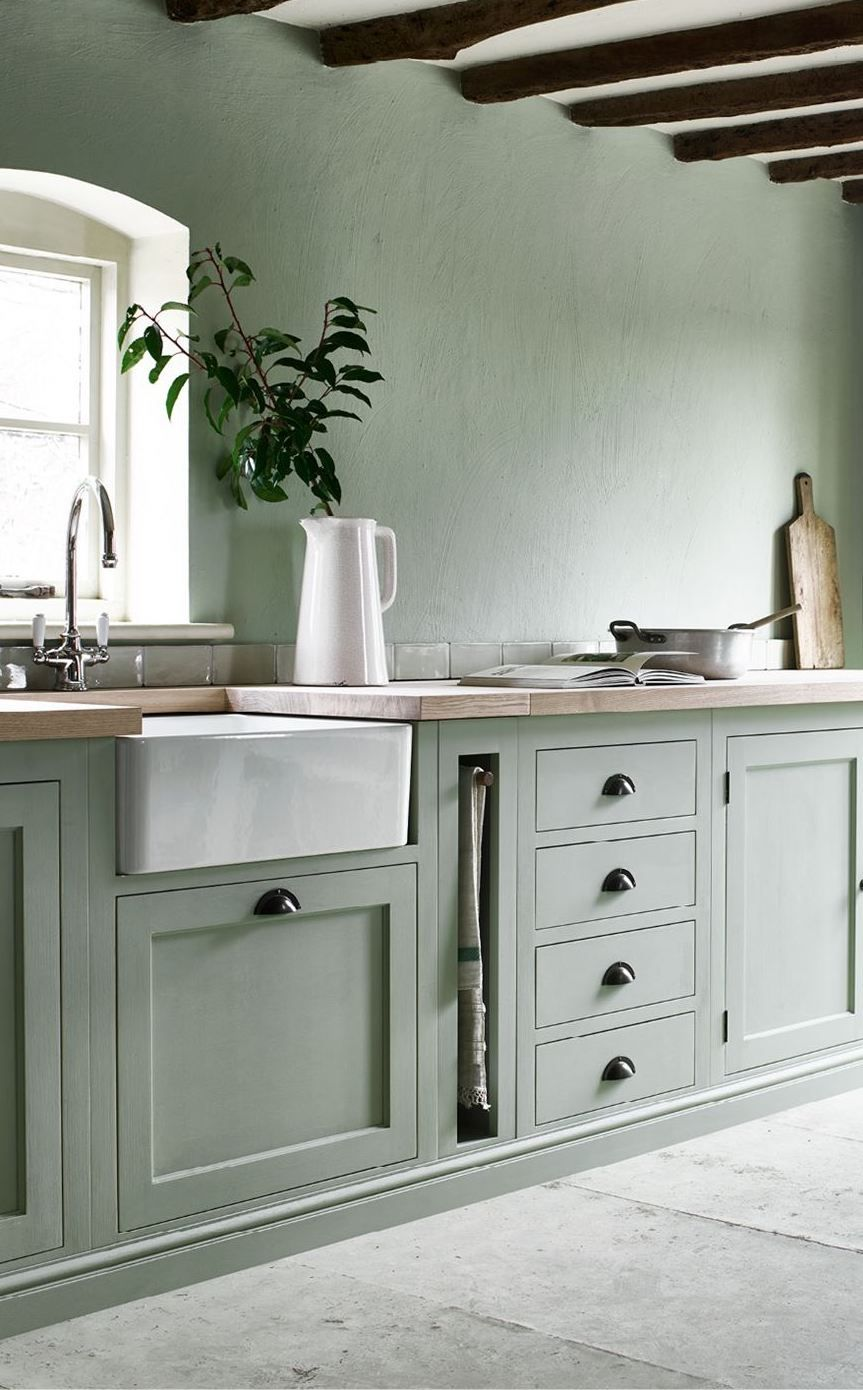 How to decorate with green paint colours – From Britain with Love