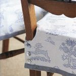 How to make a buttoned chair cover | Ideal Home