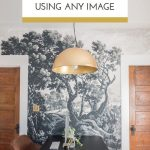 How to paint a wall mural from any image, photograph, painting, or etching using...