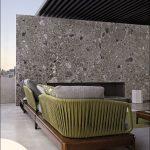 INDIANA - Modular sofa / contemporary / outdoor / fabric by Minotti | ArchiExpo
