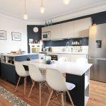 Ilot central table, bar : le plein d'idées pour la cuisine