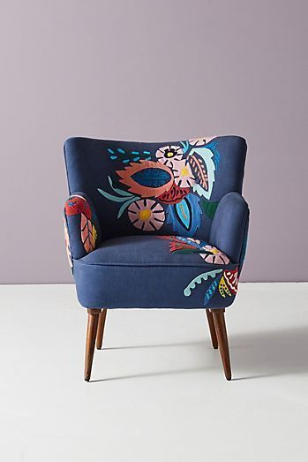 Imagined World Petite Accent Chair