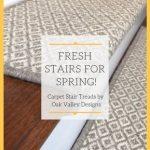 Indoor Carpet Stair Treads | Oak Valley Designs