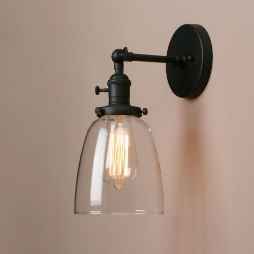 Industrial Vintage Wall Sconce Lamp Indoor Wall Lighting Fixtures with Switch