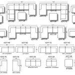 Jackson Everest Customizable Sectional Sofa Set A