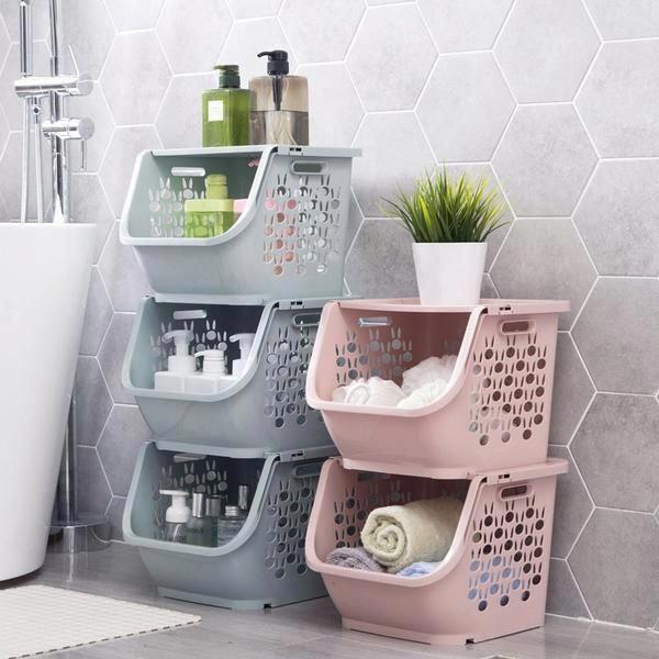 Janse – Stackable Storage Baskets