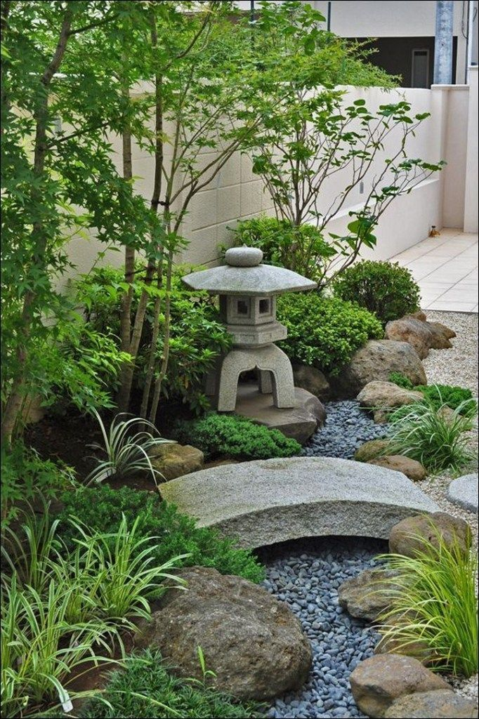 Japanese garden backyard – Small Garden Design Ideas That Can Pamper Your Eyes gardenideas smallgardenideas » GoFaGit Com  GoFaGit Com