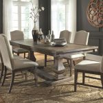 Johnelle 7-Piece Dining Room, Gray