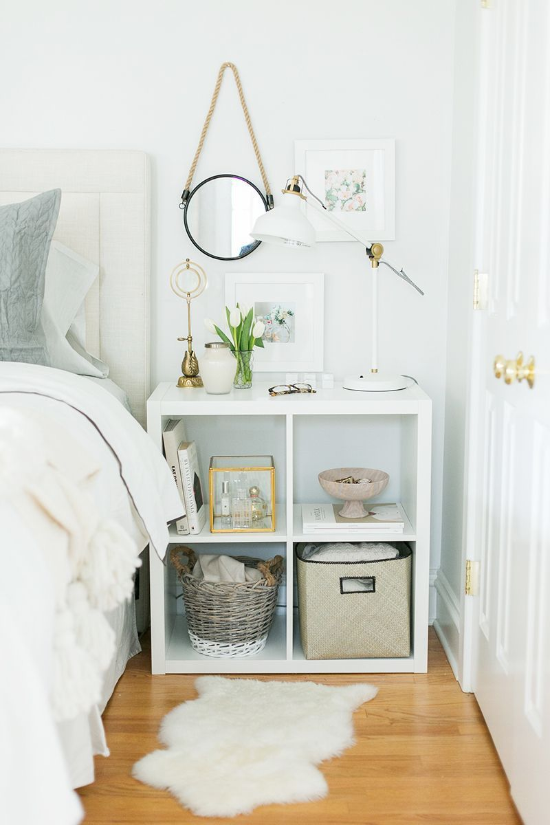 KALLAX Shelf unit – high gloss white – IKEA