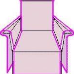 Kelsyus Original Canopy Chair – Royal Blue - worldefashion.com/decor