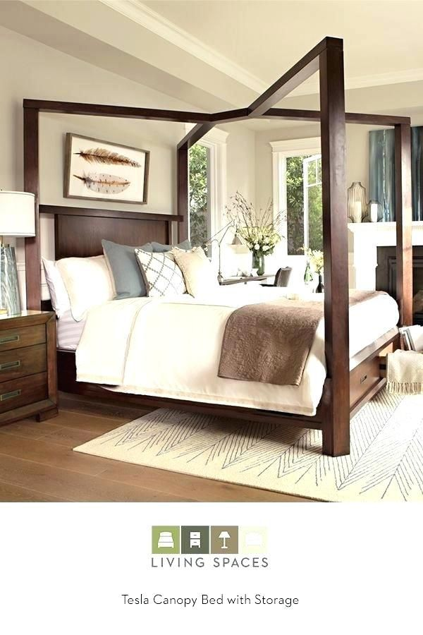 King Size Canopy Bed Frame Amazing Best Canopy Bed Frame Ideas On – http://www.otoseriilan.com – https://pickndecor.com/interior