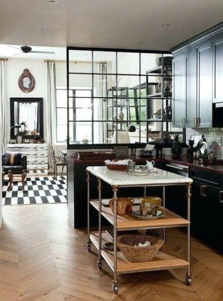 Kitchen island cart marble top 66+ ideas
