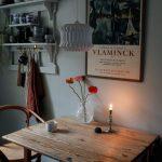 Kleine Küche Essbereich #connox #beunique #beunique #connox #essbereich - https://pickndecor.com/haus