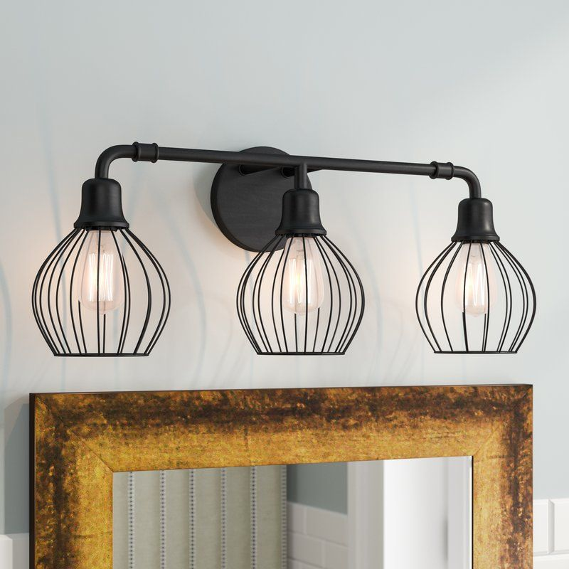 Krouse 3-Light Vanity Light