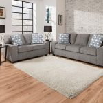 Lane Home Solutions Redding Gray Sofa - Big Lots