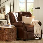 Lansing Leather Armchair