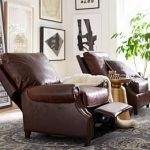 Lansing Leather Recliner
