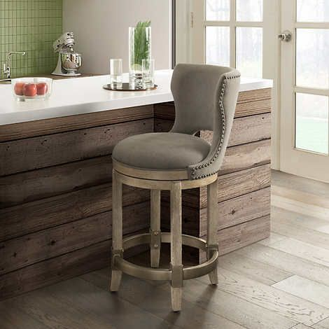 Lara 2-in-1 Swivel Barstool