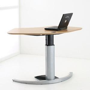 Latitude Run Minh Corner Standing Desk | Wayfair