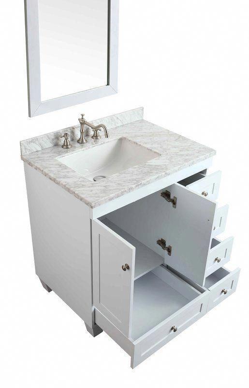 Lauder 30″ Single Bathroom Vanity Set