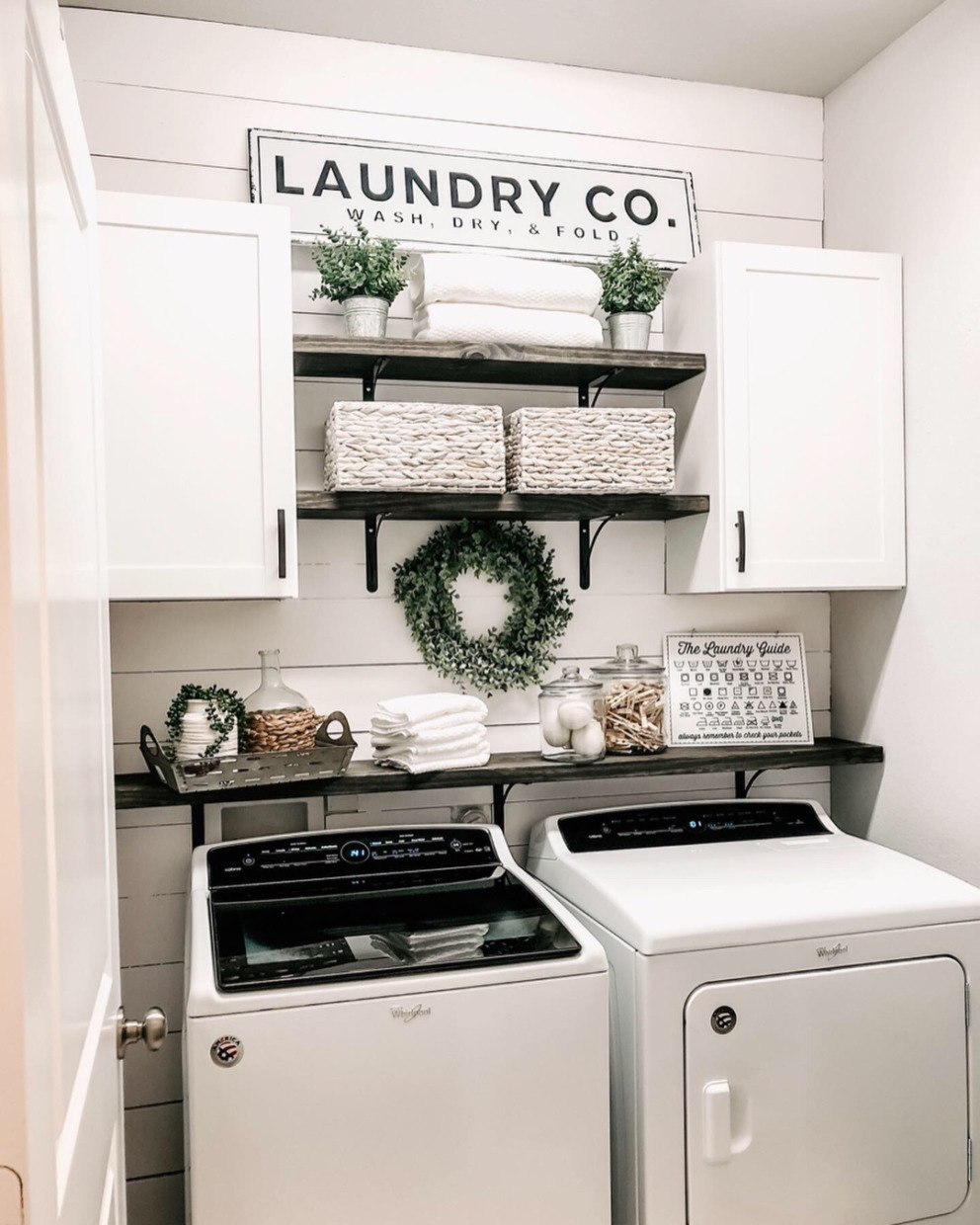 Laundry Room Sign – Guest Blog by: A Blessed Home | CraftCuts.com