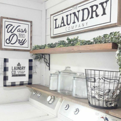 Laundry Room Signs for the Home – DIY Home Decor   CraftCuts.com