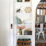 Leaning Bookcase (Oleander and Palm)