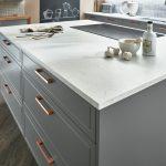 Lewes Slate Grey Kitchen