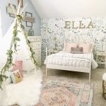 Little Girl Decor and Bedroom Reveal - https://pickndecor.com/interior