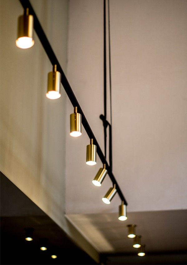 Long John 3 Pendant Lamp – RUBN Lighting / Design Niclas Hoflin