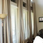 Long Living Room Curtains - Need to remember this website...actually decent pric...
