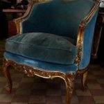 Louis XV Bergere Chair found on