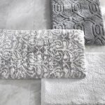 Luca Removable Memory Foam Bath Rug | Frontgate