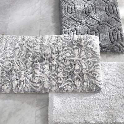 Luca Removable Memory Foam Bath Rug | Frontgate