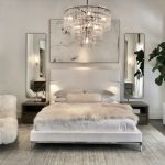 Luxury All White Bedroom Decor