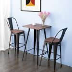 Lyndia 3 Piece Dining Set
