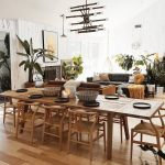 Madera Oak Dining Table, Extendable - bingefashion.com/interior